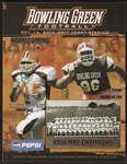 BGSU Football Program October 14, 2006 by Bowling Green State University. Department of Athletics