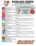 BGSU Football Program: November 28, 2014