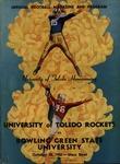 BGSU Football Program: October 28, 1950