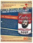 Cuba's Desired Revolution: Cinema and the Micro-Politics of Affect by Pedro Porben