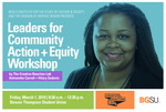 Leaders For Community Action + Equity by Antionette Carroll