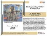 The African Boy-Soldier: Gender Damage