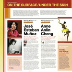 ICS Lecture Series 2010: On the Surface/Under the Skin