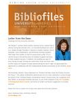Bibliofiles Fall 2013
