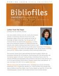 Bibliofiles Fall 2014