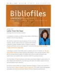 Bibliofiles Summer 2015