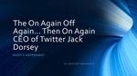 Twitter: Jack Dorsey by Brittany Onwudinjo