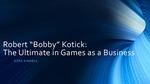 Activision: Bobby Kotick