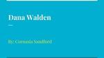 Walt Disney Television Studios + ABC Entertainment: Dana Walden
