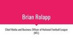 National Football League: Brian Rolapp