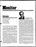 Monitor Newsletter March 1973