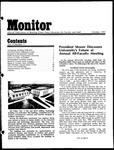Monitor Newsletter October 1973