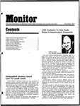 Monitor Newsletter May/June 1974