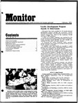 Monitor Newsletter February 1975