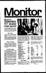 Monitor Newsletter May 1976