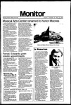 Monitor Newsletter May 12, 1981