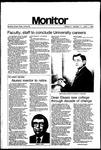 Monitor Newsletter June 01, 1981