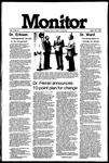 Monitor Newsletter September 28, 1981