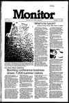 Monitor Newsletter October 19, 1981