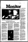 Monitor Newsletter November 02, 1981