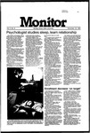 Monitor Newsletter November 16, 1981