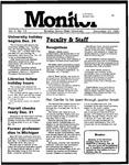 Monitor Newsletter December 21, 1981