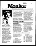 Monitor Newsletter January 04, 1982