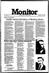 Monitor Newsletter February 22, 1982