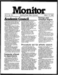Monitor Newsletter March 15, 1982