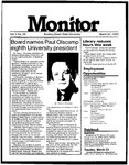 Monitor Newsletter March 22, 1982