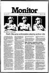 Monitor Newsletter April 19, 1982