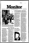 Monitor Newsletter April 26, 1982