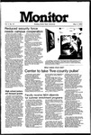 Monitor Newsletter May 03, 1982