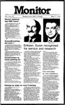 Monitor Newsletter May 31, 1982