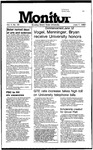 Monitor Newsletter June 07, 1982