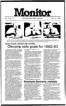 Monitor Newsletter July 12, 1982