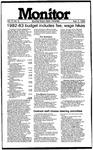 Monitor Newsletter August 02, 1982
