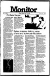Monitor Newsletter August 30, 1982