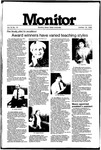 Monitor Newsletter October 18, 1982