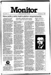 Monitor Newsletter November 08, 1982