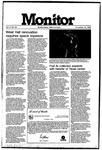 Monitor Newsletter November 15, 1982