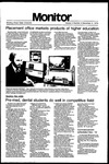 Monitor Newsletter December 03, 1979