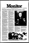 Monitor Newsletter April 12, 1982