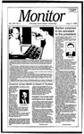 Monitor Newsletter July 09, 1990