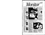 Monitor Newsletter October 01, 1990