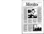 Monitor Newsletter October 15, 1990