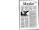 Monitor Newsletter November 12, 1990