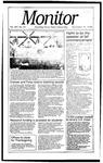 Monitor Newsletter November 19, 1990