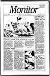 Monitor Newsletter December 03, 1990