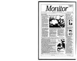 Monitor Newsletter December 10, 1990